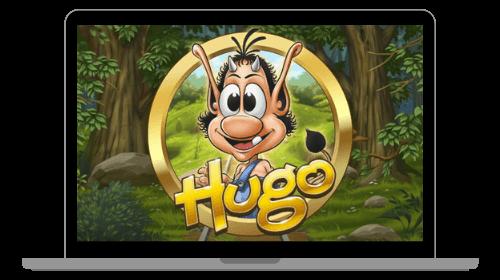 Hugo pelit netissä