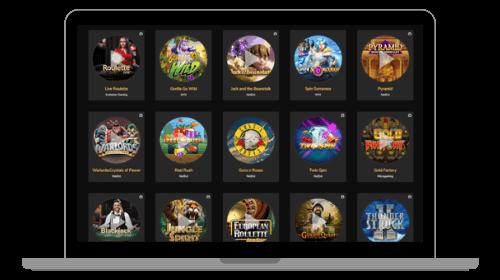 JackpotVillage kasinon kolikkopelit