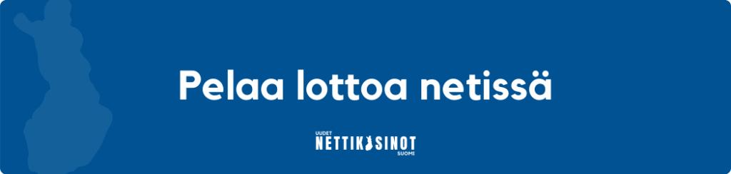Pelaa lottoa netissä