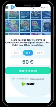 Pikakasino – Pelaa mobiilissa