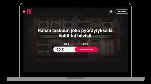 Rocket Casino arvostelu